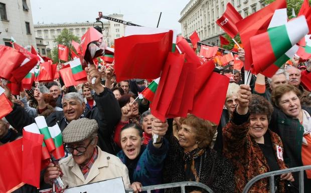 Първи Май в съвременна България