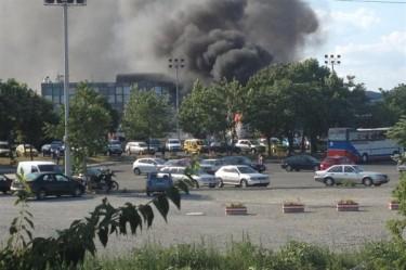 Терористичен взрив в Бургас