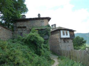 Къщите на пра-баба и пра-дядо Чеканови