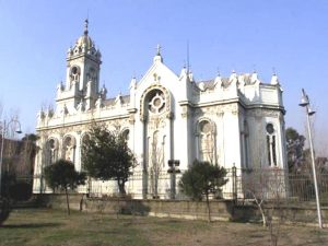Църквата Свети Стефан в Истанбул