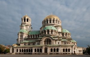 Alexander Nevski Cathedral in Sofia