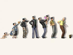 Еволюцията на мъжа